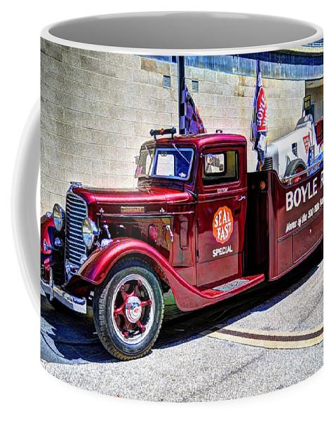 Josh Williams Photography Coffee Mug featuring the photograph Boyle Racing Headquarters by Josh Williams