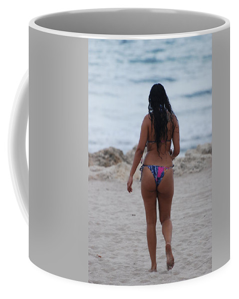 Sexy Coffee Mug featuring the photograph Brazilian Beauty by Rob Hans