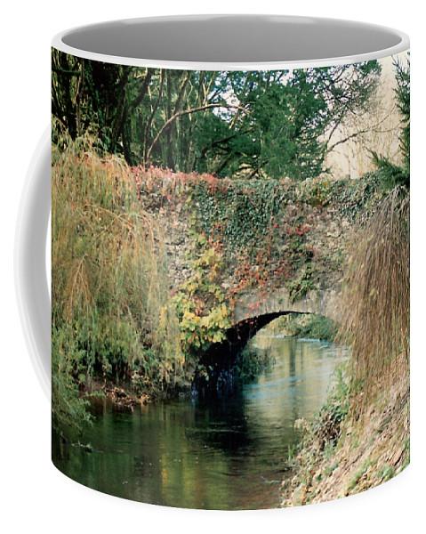 Blarney Castle Coffee Mug featuring the photograph Bridge At Blarney Castle by Lauri Novak