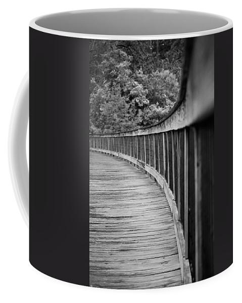 Bridge Coffee Mug featuring the photograph Bridge At Calloway II by Robert Meanor