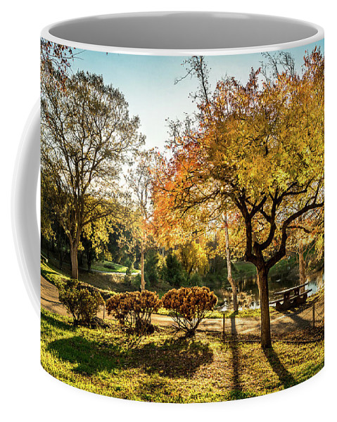 Coffee Mug featuring the photograph Bright Days by Julio Granados