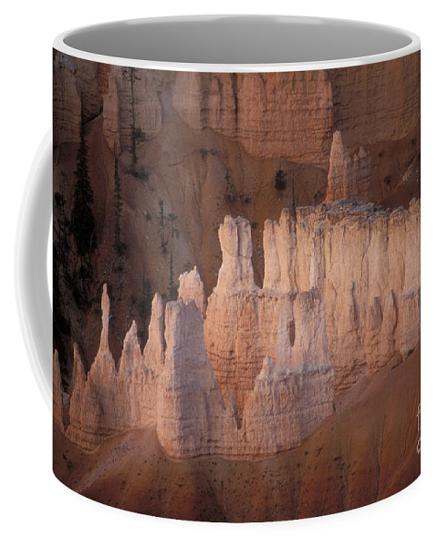 Bryce Canyon Coffee Mug featuring the photograph Bryce Canyon Hoodoos by Sandra Bronstein