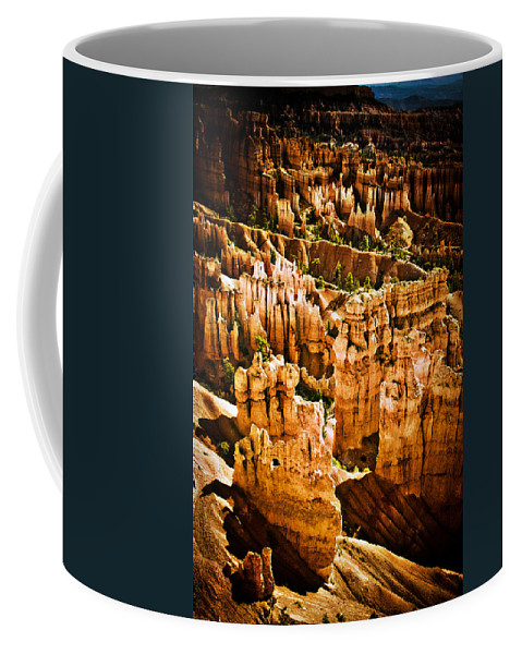 Bryce Canyon Coffee Mug featuring the photograph Bryce Canyon Vertical Image by James BO Insogna