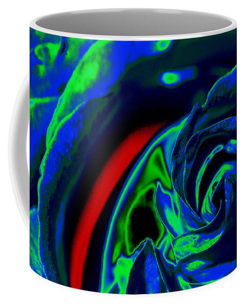 Rose Coffee Mug featuring the photograph Butler Rose IIi by Michael McGowan