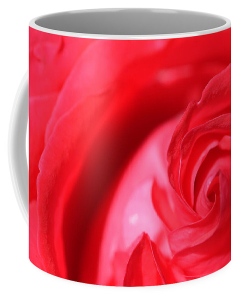 Rose Coffee Mug featuring the photograph Butler Rose by Michael McGowan
