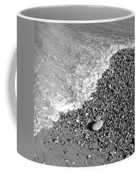 Sand Coffee Mug featuring the photograph Bw2 by Charles Harden