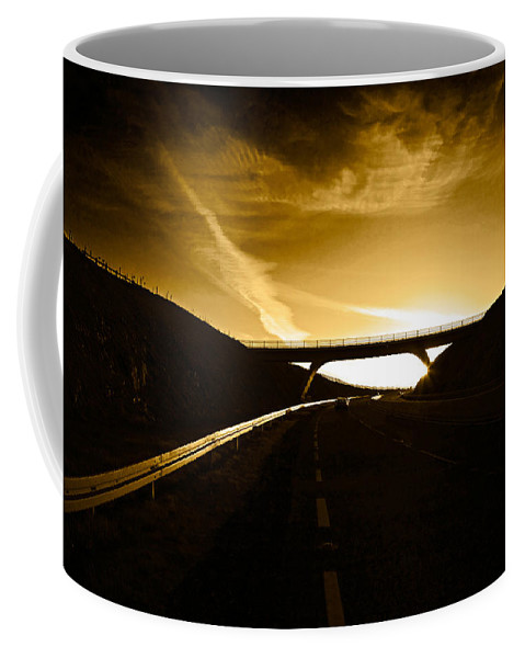 Photography Coffee Mug featuring the photograph Bye Pass Around Waterford City, County by Panoramic Images