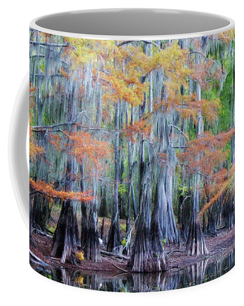 Autumn Coffee Mug featuring the photograph Cabello Frances by Lana Trussell