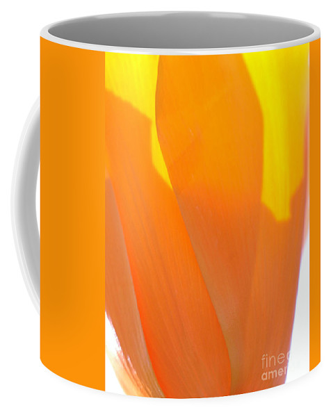 California Scenes Coffee Mug featuring the photograph California Poppy by Norman Andrus