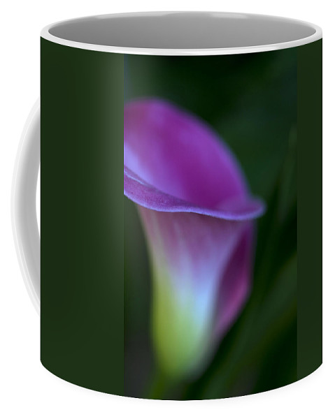 Calla Lily Coffee Mug featuring the photograph Calla Lily by Jessica Wakefield