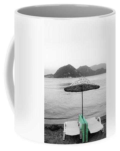 Background Coffee Mug featuring the photograph Calm Eve by Svetlana Sewell