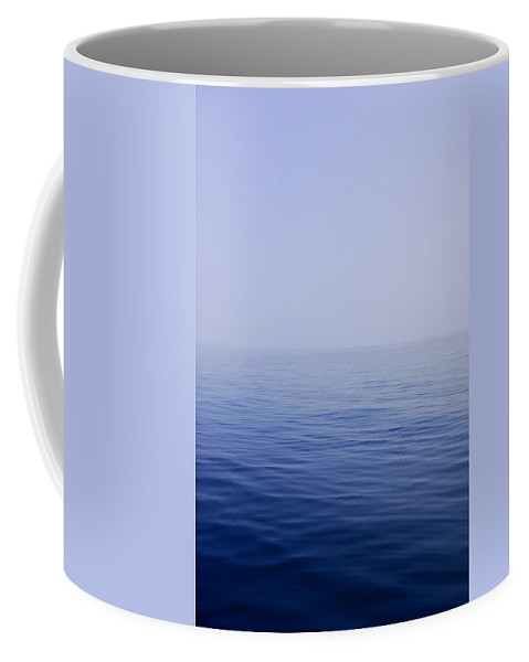 Calm Coffee Mug featuring the photograph Calm Sea by Charles Harden