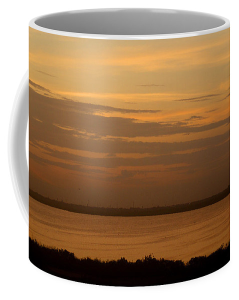 Sky Coffee Mug featuring the photograph Cancun Sunset by Jean Haynes