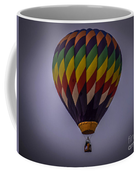Candy Stripes Coffee Mug featuring the photograph Candy Stripes by Grace Grogan