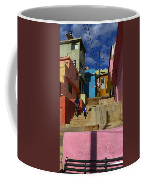 Skip Hunt Coffee Mug featuring the photograph Candyland by Skip Hunt