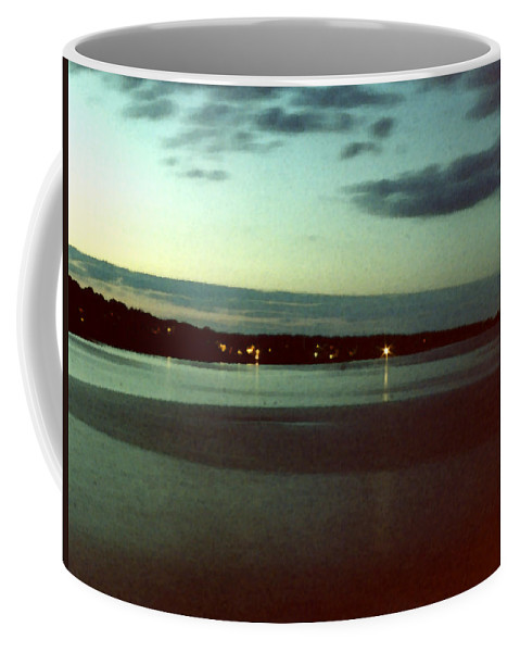 Sea Coffee Mug featuring the painting Cape Ann Sunset by Paul Sachtleben