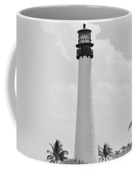 Kerisart Coffee Mug featuring the photograph Cape Florida by Keri West