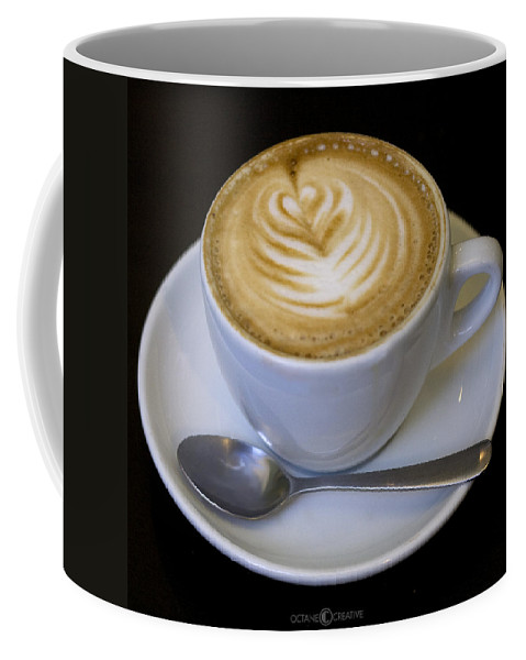 Coffee Coffee Mug featuring the photograph Cappuccino by Tim Nyberg