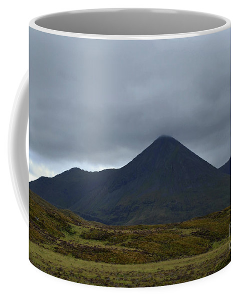 Cuillen-hills Coffee Mug featuring the photograph Captivating View Of The Mountains In Cuillen Hills by DejaVu Designs