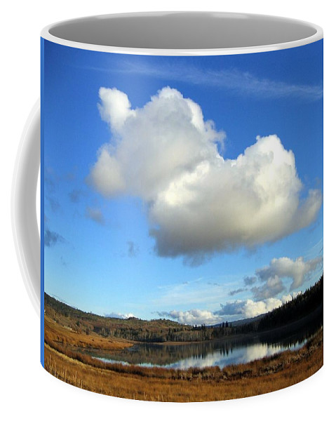 Cariboo Country Coffee Mug featuring the photograph Cariboo Country by Will Borden