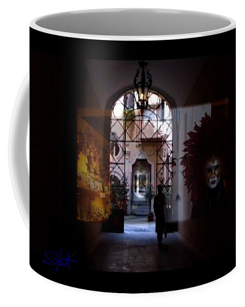 Dream Coffee Mug featuring the photograph Carnival by Charles Stuart