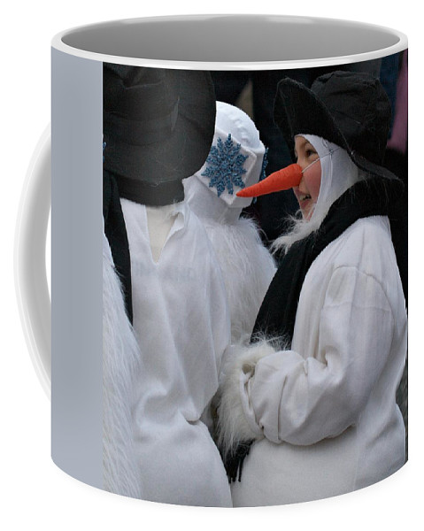 Lehtokukka Coffee Mug featuring the photograph Carrot Nose 2 by Jouko Lehto