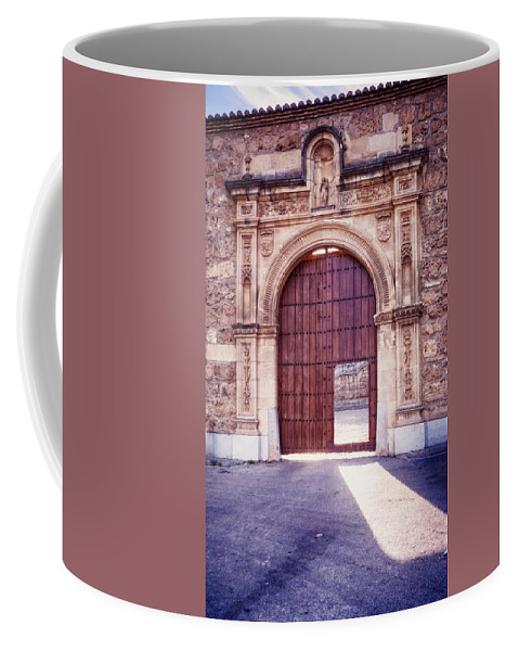 Joan Carroll Coffee Mug featuring the photograph Carthusian Monastery Granada by Joan Carroll