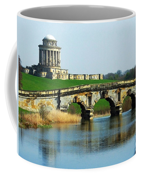 Castle Coffee Mug featuring the photograph Castle Howard by Svetlana Sewell