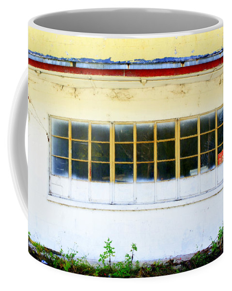 White Coffee Mug featuring the photograph Casualty by Jennifer Diaz