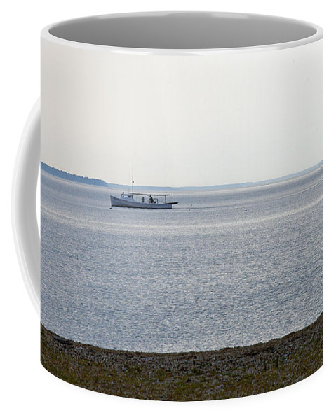 Clay Coffee Mug featuring the photograph Catch Of The Day by Clayton Bruster
