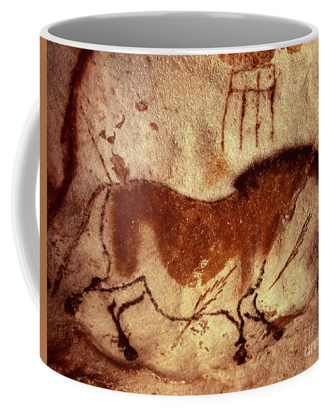 Cave Painting Of A Horse Coffee Mug For Sale By Unknown
