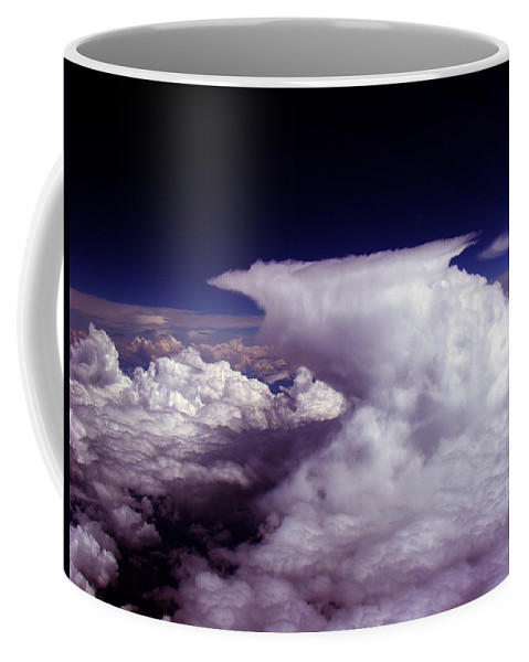 Aviation Art Coffee Mug featuring the photograph Cb2.16 by Strato ThreeSIXTYFive