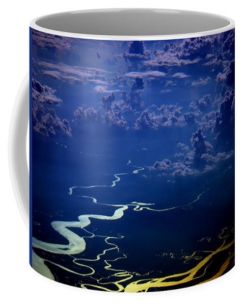 Aviation Art Coffee Mug featuring the photograph Cb3.91 by Strato ThreeSIXTYFive