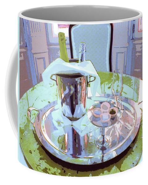Celebration #3 Coffee Mug featuring the photograph Celebration #3 by Kazumi Whitemoon