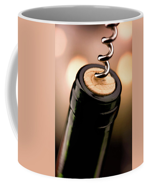 Wine Coffee Mug featuring the photograph Celebration Time by Johan Swanepoel