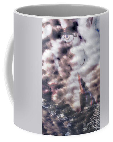 Clay Coffee Mug featuring the photograph Celestial Visions by Clayton Bruster