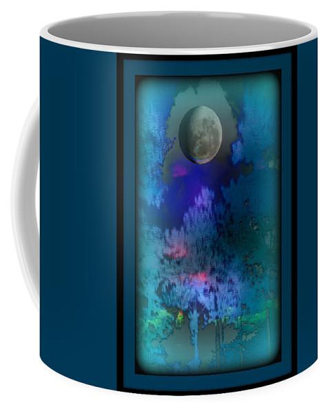 Cellophane Coffee Mug featuring the photograph Cellophane by Darin Baker