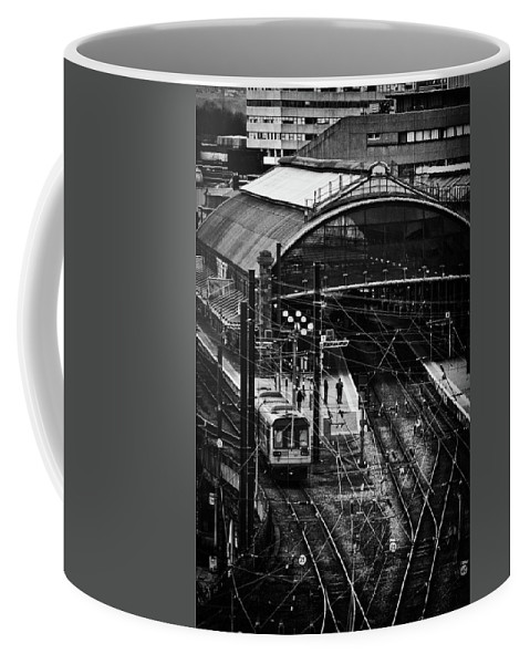 Central Coffee Mug featuring the photograph Central Station Fn0030 by David Pringle