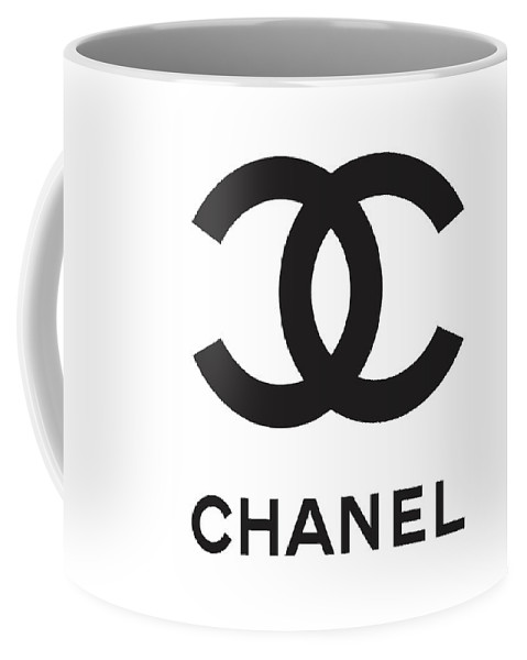 0e9abaca927 Chanel - Black And White 04 - Lifestyle And Fashion Coffee Mug for Sale by  TUSCAN Afternoon