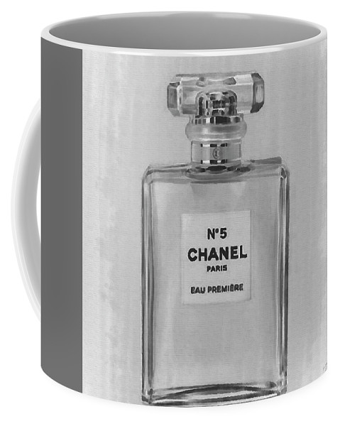 Chanel No 5 Eau De Parfum 3 Coffee Mug For Sale By David Stasiak