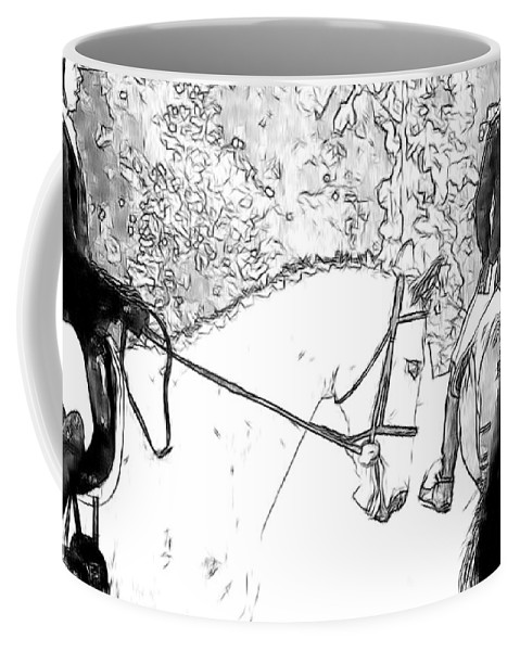 Alicegipsonphotographs Coffee Mug featuring the photograph Charcoal Gray by Alice Gipson