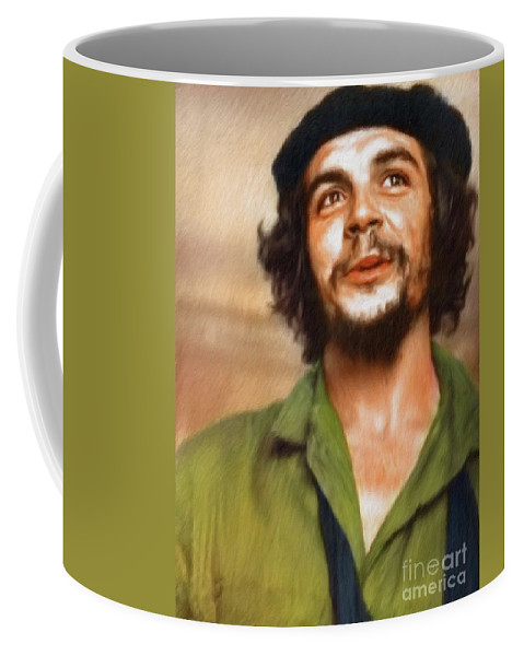 Che Guevara Coffee Mug For Sale By Esoterica Art Agency