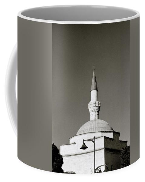 Chiaroscuro Coffee Mug featuring the photograph Chiaroscuro Istanbul by Shaun Higson