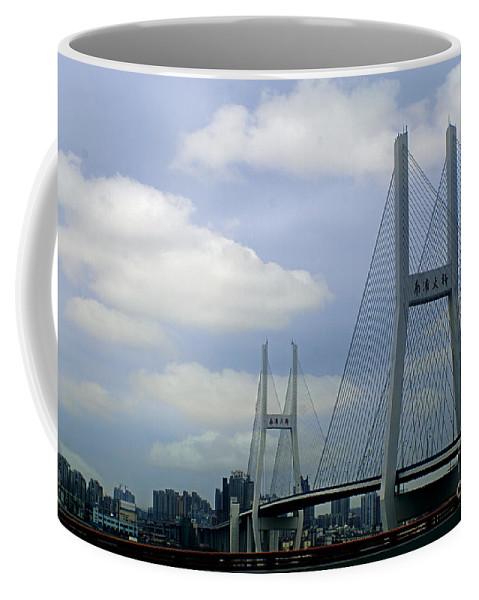 China Coffee Mug featuring the photograph China 25 by Ben Yassa