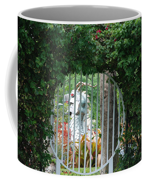 Chinese Dragon Coffee Mug featuring the photograph Chinese Dragon by Rob Hans