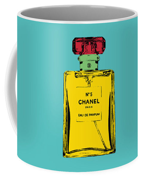 Bottle Coffee Mug featuring the photograph Chnel 2 by Mark Ashkenazi