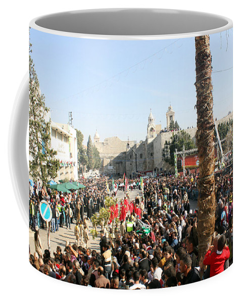 Christmas Coffee Mug featuring the photograph Christmas 2010 by Munir Alawi