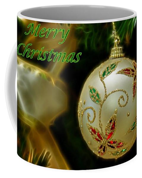 Christmas Coffee Mug featuring the photograph Christmas Card by Sandy Keeton