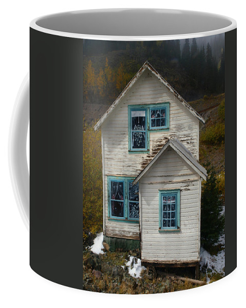 Durango Coffee Mug featuring the photograph Christmas Year Round by Laura Ragland