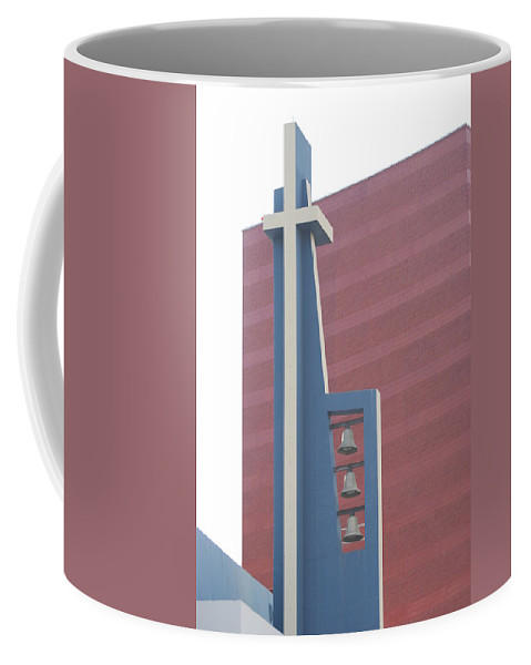 Bells Coffee Mug featuring the photograph Church Bells by Rob Hans